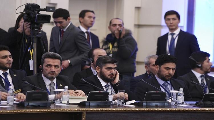 المعارضة السورية لا تريد مستقبلا علمانيا
