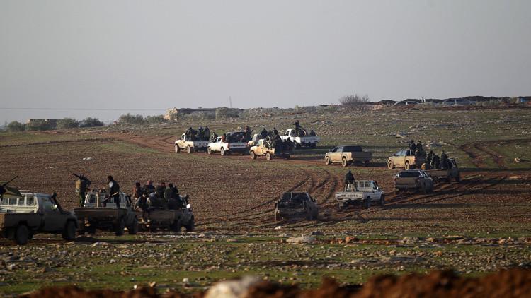 فصائل معارضة سورية مسلحة تنضم إلى