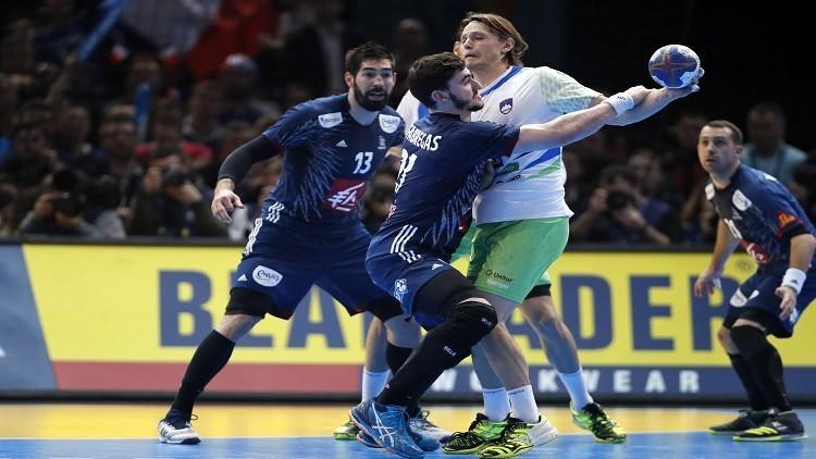 مونديال اليد.. فرنسا إلى النهائي