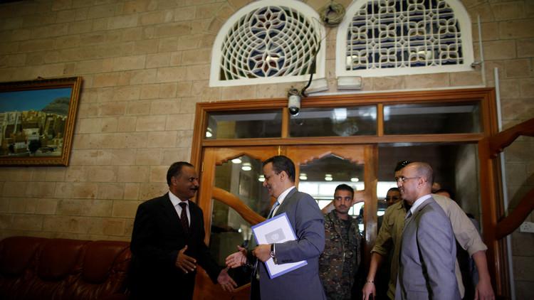 اليمن: ولد الشيخ أحمدفي مواجهة مع الحوثيين