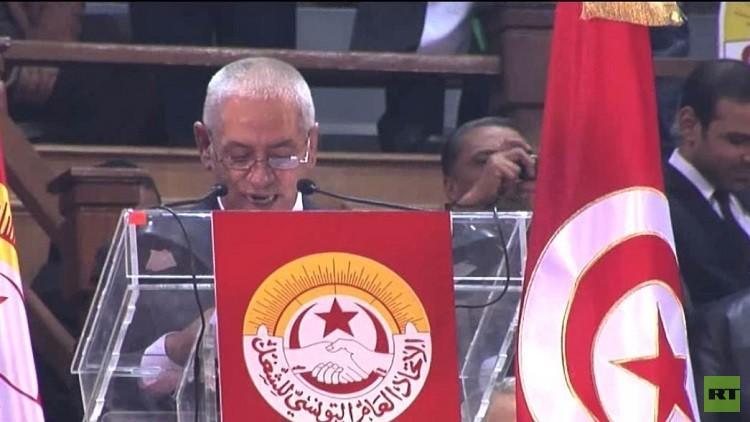 انتخابات الاتحاد العام التونسي للشغل