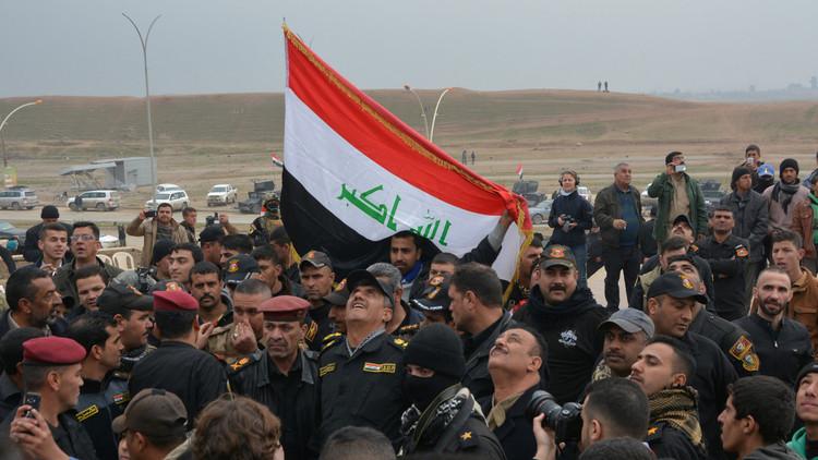 القوات العراقية تخطط لاقتحام الساحل الأيمن لمدينة الموصل في القريب العاجل