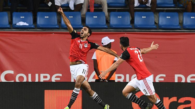 مصر تخطف تذكرة نصف النهائي من المغرب في أمم أفريقيا