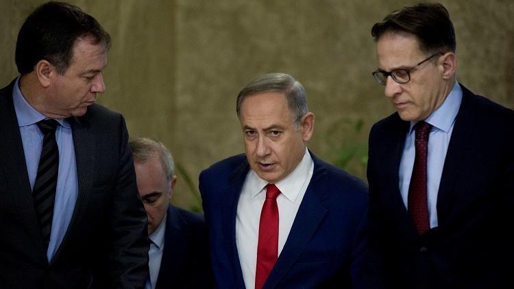 نتنياهو يدعو لنقل السفارات الأجنبية كافة إلى القدس