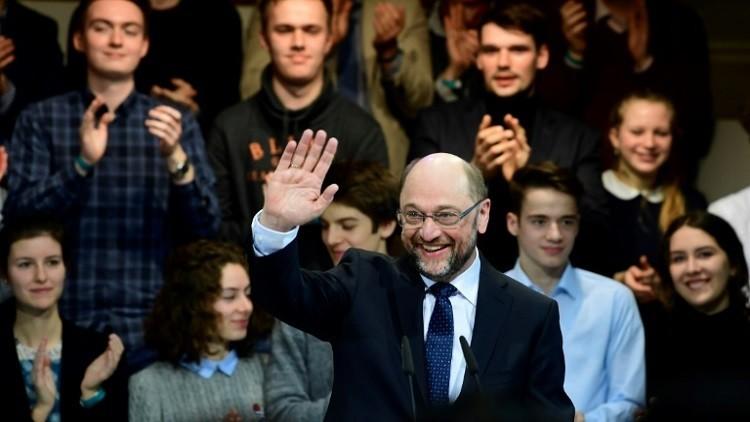 شولتز يعلن ترشحه لانتخابات المستشارية الألمانية