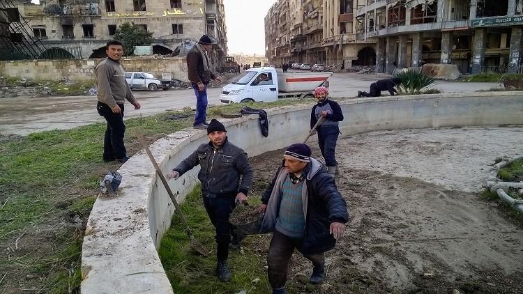 موسكو تدعو المنظمات الدولية لمساعدة سكان حلب