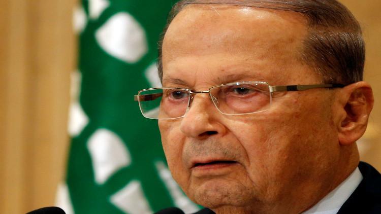 عون: لم أكن يوما مقتنعا برحيل الأسد