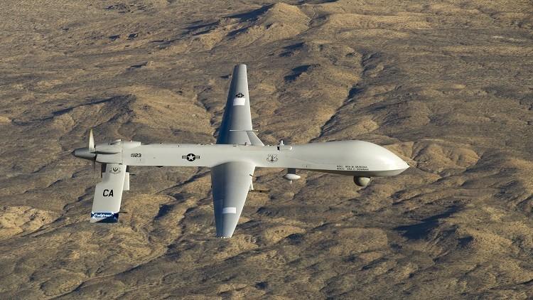 طائرات مسيرة أمريكية تواصل استهداف عناصر