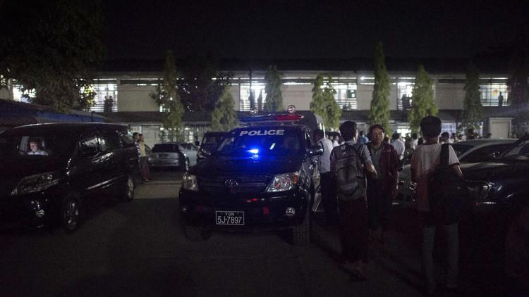 اغتيال قيادي مسلم بالحزب الحاكم في ميانمار