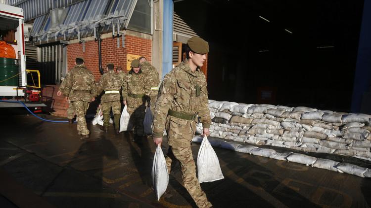 الجيش البريطاني في أزمة!