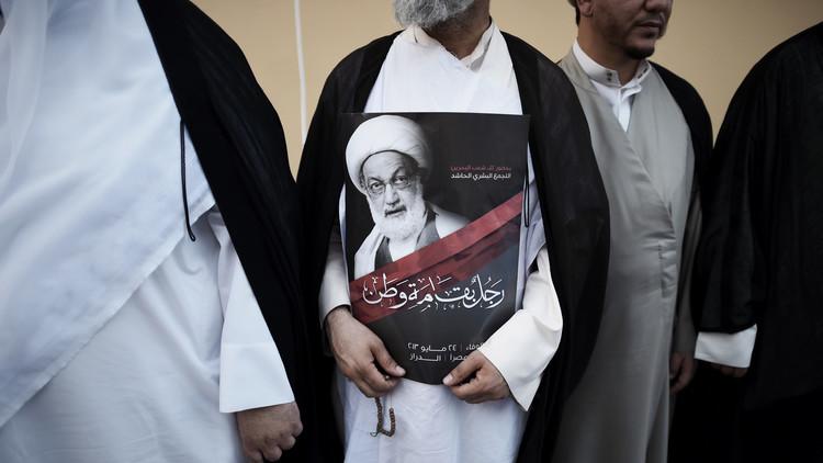 مواجهات في البحرين بين الشرطة ومتظاهرين قبيل محاكمة مرجع ديني بارز
