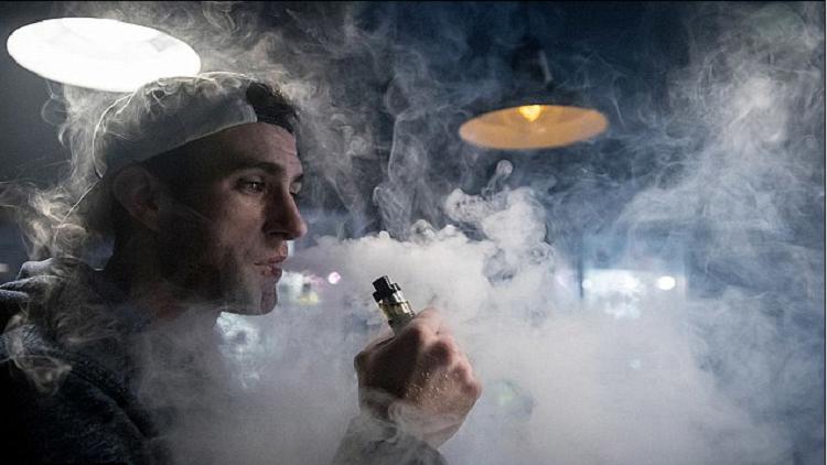 آبل تصمم سيجارة إلكترونية قد تُستخدم لتدخين الماريغوانا
