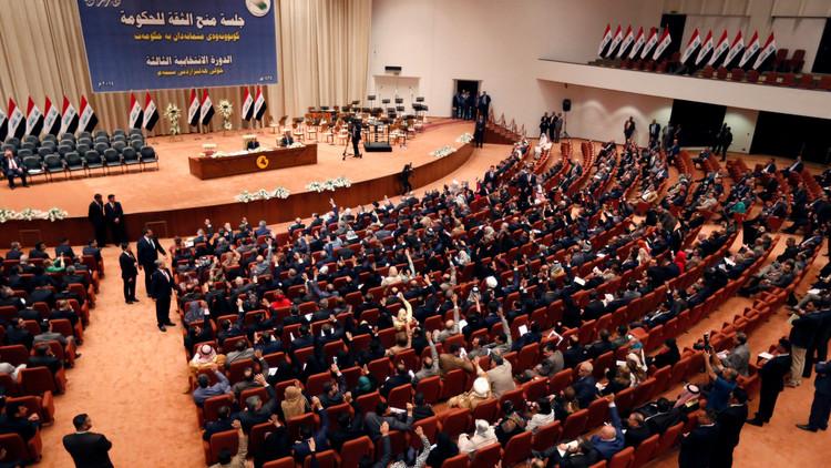 البرلمان العراقي يعين وزيري الدفاع والداخلية