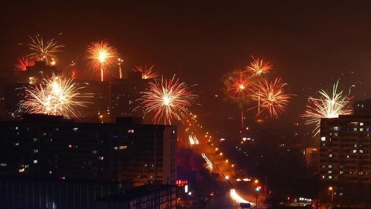 الألعاب النارية تفاقم كارثة التلوث في بكين