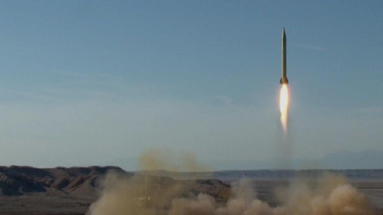 واشنطن: إيران نفذت عملية جديدة لإطلاق صاروخ باليستي