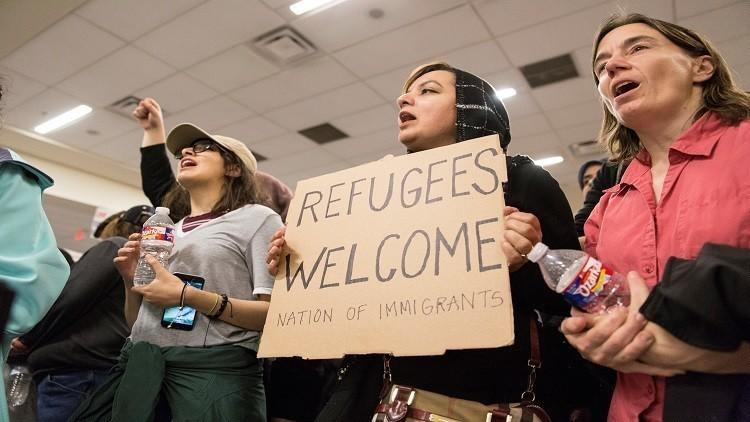 منع أسرة سورية مسيحية من دخول الولايات المتحدة