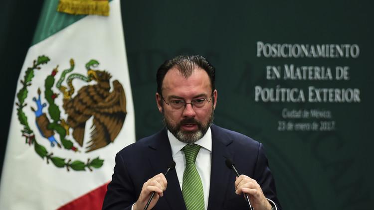 وزير الخارجية المكسيكي يطالب نتنياهو بالاعتذار