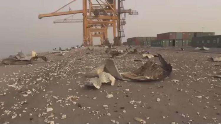 اليمن: التحالف يمهد لمهاجمة ميناء الحديدة