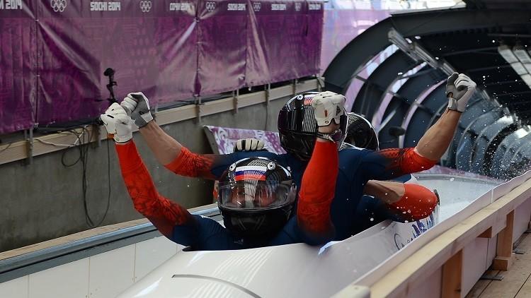 إيقاف البطل الأولمبي الروسي ترونينكوف بسبب المنشطات