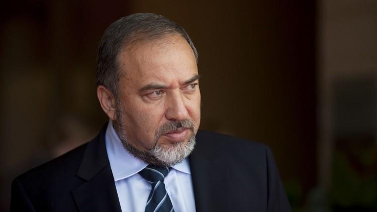 ليبرمان يحذر حماس من مغبة أي هجوم على أهداف إسرائيلية