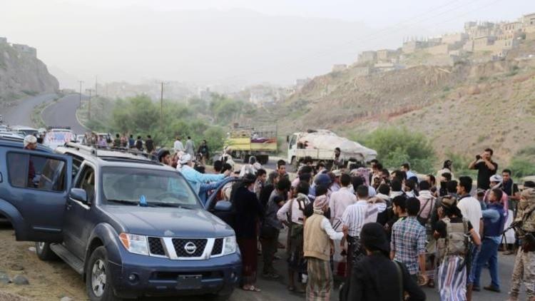 أكبر تبادل للأسرى بين القوات الحكومية اليمنية والحوثيين في الجوف