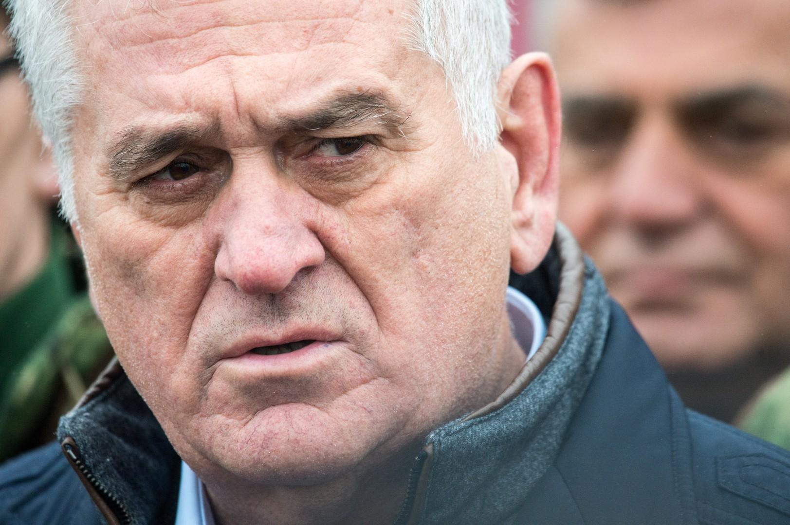 صربيا تهدد بإرسال قواتها إلى كوسوفو