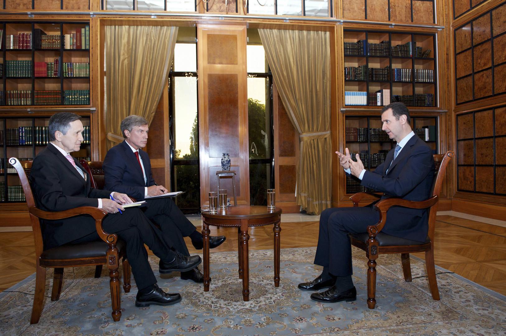الكشف عن زيارة سرية لوفد أمريكي برئاسة عضوة في الكونغرس إلى دمشق