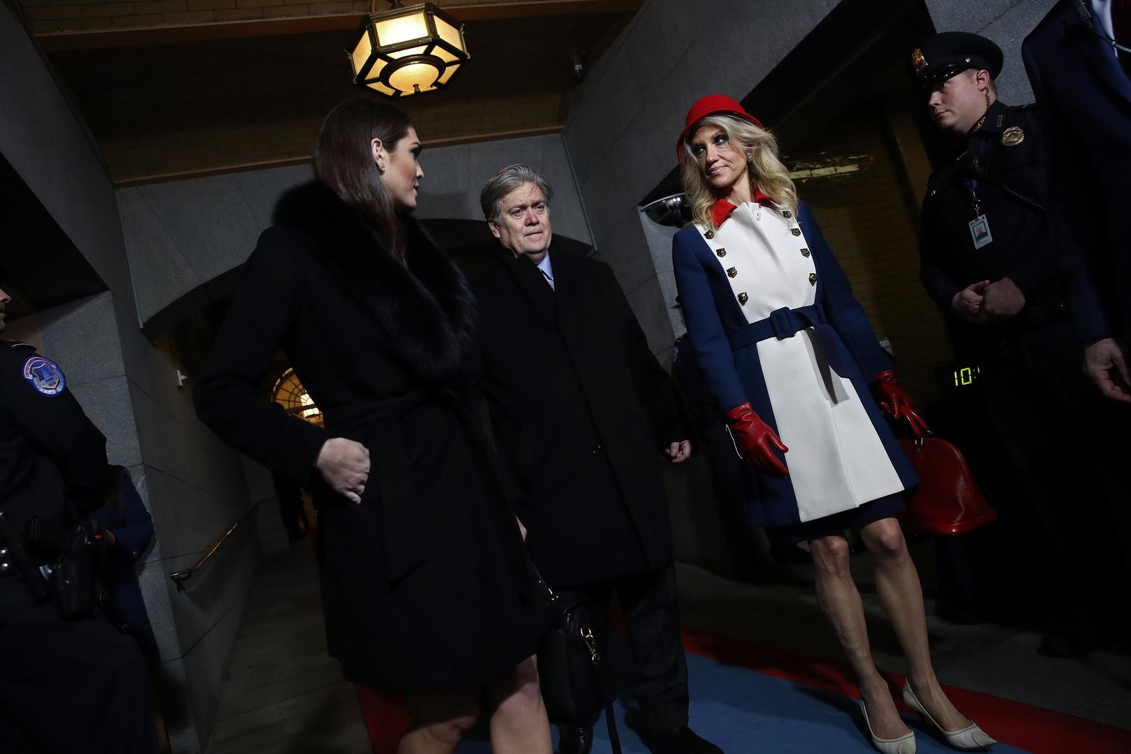ميلانيا ترامب تستحضر جاكلين كنيدي