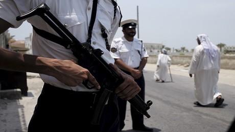 الشرطة البحرينية