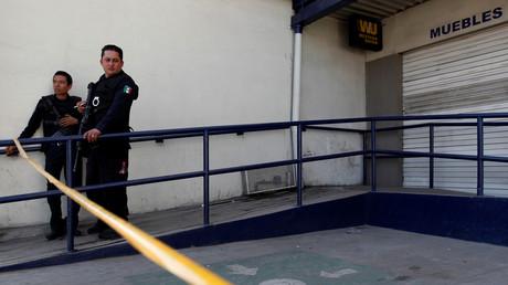 قوات شرطة مكسيكية (صورة أرشيفية)