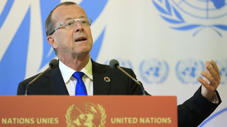 مارتلن كوبلر المبعوث الأممي إلى ليبيا