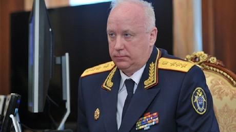 ألكسندر باستريكين رئيس لجنة التحقيق الروسية