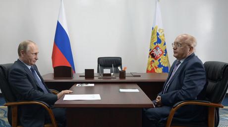 بوتين وسادوفنيتشي