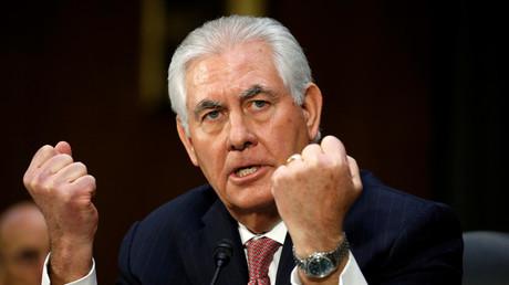 المرشح لمنصب وزير الخارجية الأميركي ريكس تيلرسون