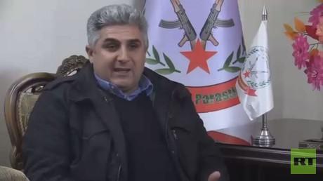 قياديون أكراد بسوريا ينفون اتهامات أنقرة