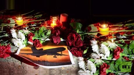 """روسيا تشيع ضحايا طائرة """"تو-154"""" المنكوبة"""