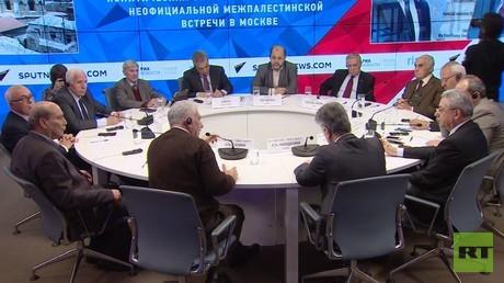مباحثات مصالحة فلسطينية برعاية روسية