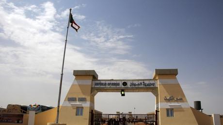 معبر حدودي بين السودان ومصر