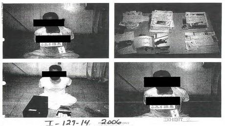 صور لسجناء في