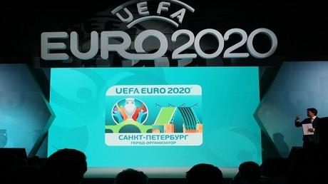كشف النقاب عن شعار يورو بطرسبورغ 2020