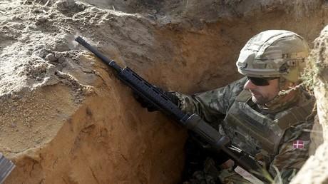 قوات خاصة دنماركية إلى الحدود السورية العراقية
