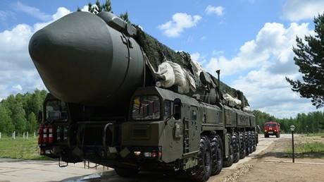 عربة صواريخ