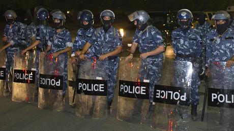 قوات الأمن الكويتي