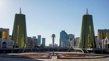 العاصمة الكازاخية أستانا