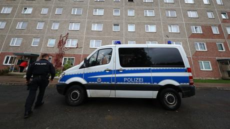 الأمن الألماني