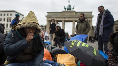 لاجئون أفغان في ألمانيا