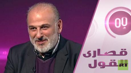الفنان السوري جمال سليمان