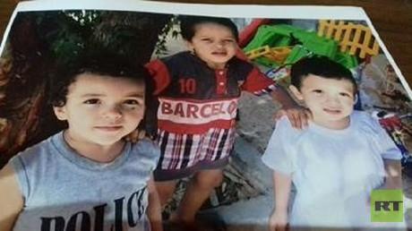 أطفال تونسيون في سجن معيتقة