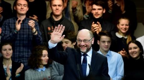 مارتن شولتز مرشح الاشتراكيين الديمقراطيين للمستشارية الألمانية