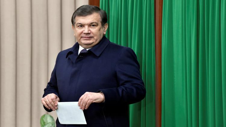 موسكو المحطة الخارجية الأولى للرئيس الأوزبكستاني الجديد